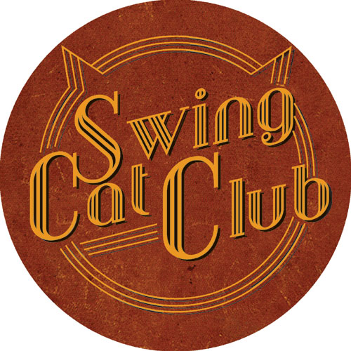 Logo Swing Cat Club